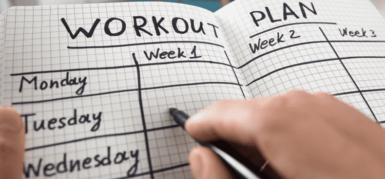 Ways To Do Workout Planning In Busy Weekdays